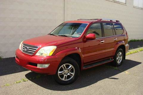 2008 Lexus GX 470 for sale at Positive Auto Sales, LLC in Hasbrouck Heights NJ