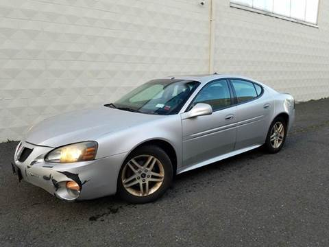 2005 Pontiac Grand Prix for sale at Positive Auto Sales, LLC in Hasbrouck Heights NJ
