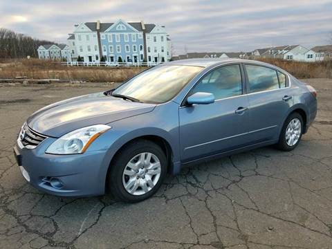2012 Nissan Altima for sale at Positive Auto Sales, LLC in Hasbrouck Heights NJ