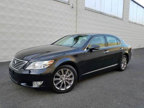 2011 Lexus LS 460 for sale at Positive Auto Sales, LLC in Hasbrouck Heights NJ