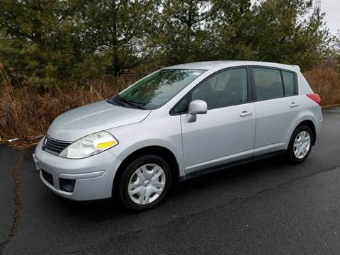 2009 Nissan Versa for sale at Positive Auto Sales, LLC in Hasbrouck Heights NJ