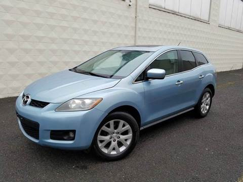 2007 Mazda CX-7 for sale at Positive Auto Sales, LLC in Hasbrouck Heights NJ