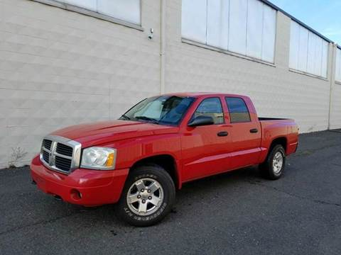2006 Dodge Dakota for sale at Positive Auto Sales, LLC in Hasbrouck Heights NJ