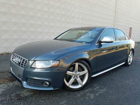 2009 Audi A4 for sale at Positive Auto Sales, LLC in Hasbrouck Heights NJ