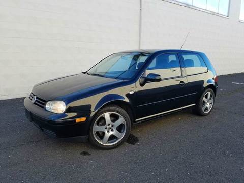 2002 Volkswagen GTI for sale at Positive Auto Sales, LLC in Hasbrouck Heights NJ