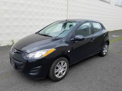2013 Mazda MAZDA2 for sale at Positive Auto Sales, LLC in Hasbrouck Heights NJ