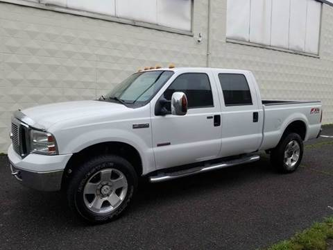 2007 Ford F-350 Super Duty for sale at Positive Auto Sales, LLC in Hasbrouck Heights NJ