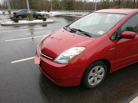 2009 Toyota Prius for sale at Positive Auto Sales, LLC in Hasbrouck Heights NJ
