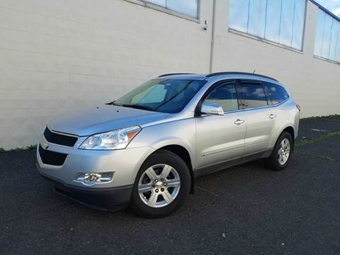 2010 Chevrolet Traverse for sale at Positive Auto Sales, LLC in Hasbrouck Heights NJ