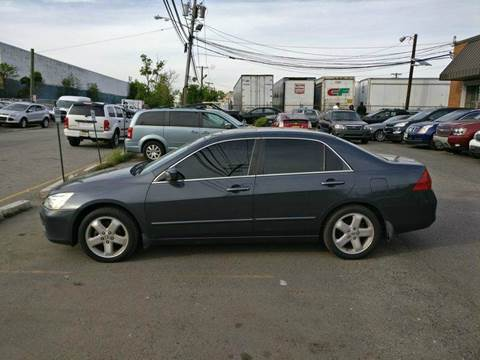 2006 Honda Accord for sale at Positive Auto Sales, LLC in Hasbrouck Heights NJ