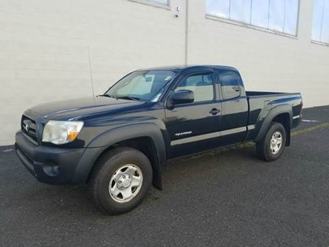 2008 Toyota Tacoma for sale at Positive Auto Sales, LLC in Hasbrouck Heights NJ