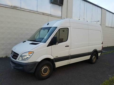 2011 Mercedes-Benz Sprinter Cargo for sale at Positive Auto Sales, LLC in Hasbrouck Heights NJ