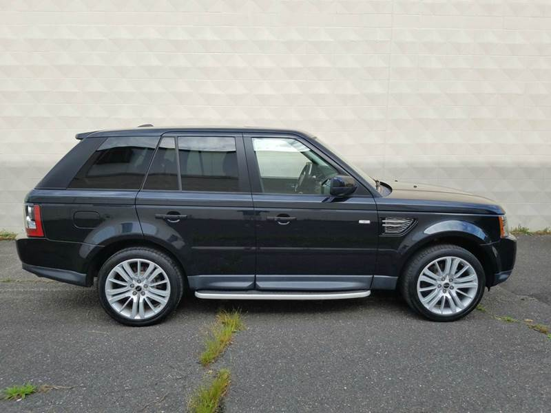 2012 Land Rover Range Rover Sport HSE LUX 4x4 4dr SUV In