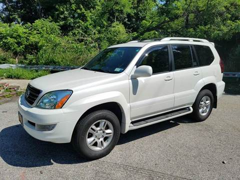 2006 Lexus GX 470 for sale at Positive Auto Sales, LLC in Hasbrouck Heights NJ