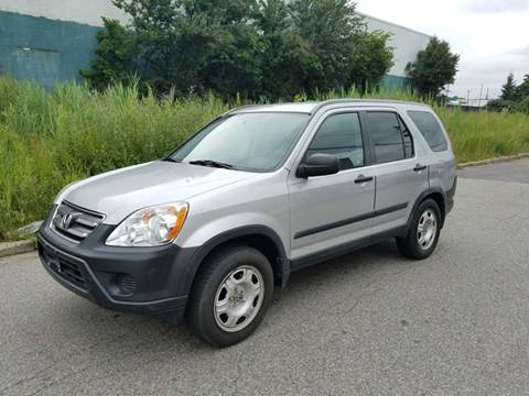 2006 Honda CR-V for sale at Positive Auto Sales, LLC in Hasbrouck Heights NJ