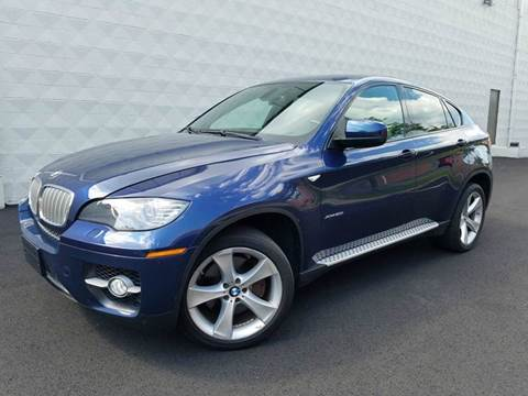 2009 BMW X6 for sale at Positive Auto Sales, LLC in Hasbrouck Heights NJ
