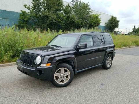 2007 Jeep Patriot for sale at Positive Auto Sales, LLC in Hasbrouck Heights NJ