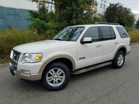 2008 Ford Explorer for sale at Positive Auto Sales, LLC in Hasbrouck Heights NJ