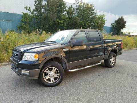 2004 Ford F-150 for sale at Positive Auto Sales, LLC in Hasbrouck Heights NJ