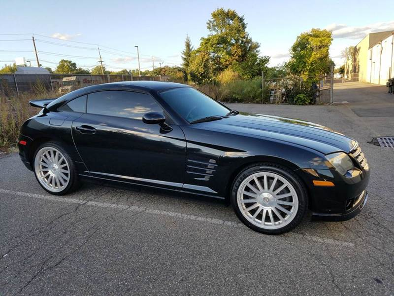 2005 Chrysler Crossfire Srt 6 Base 2dr Supercharged Hatchback In