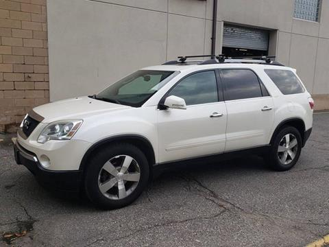 2011 GMC Acadia for sale in Hasbrouck Heights, NJ