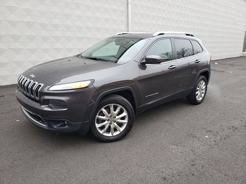 2015 Jeep Cherokee for sale in Hasbrouck Heights, NJ