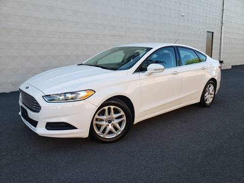 2014 Ford Fusion for sale in Hasbrouck Heights, NJ
