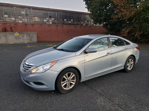 2011 Hyundai Sonata for sale at Positive Auto Sales, LLC in Hasbrouck Heights NJ