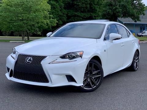 2015 Lexus IS 350 for sale in Hasbrouck Heights, NJ