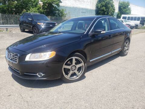 2010 Volvo S80 for sale at Positive Auto Sales, LLC in Hasbrouck Heights NJ