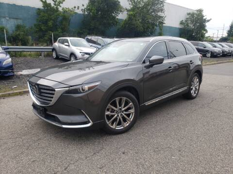 2017 Mazda CX-9 for sale at Positive Auto Sales, LLC in Hasbrouck Heights NJ