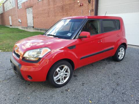 2010 Kia Soul for sale at Positive Auto Sales, LLC in Hasbrouck Heights NJ