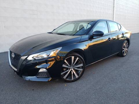 2019 Nissan Altima for sale at Positive Auto Sales, LLC in Hasbrouck Heights NJ