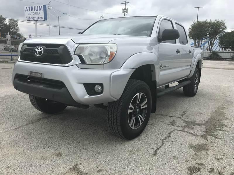 2013 Toyota Tacoma for sale at Atrium Autoplex in San Antonio TX