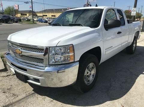 2013 Chevrolet Silverado 1500 for sale at Atrium Autoplex in San Antonio TX