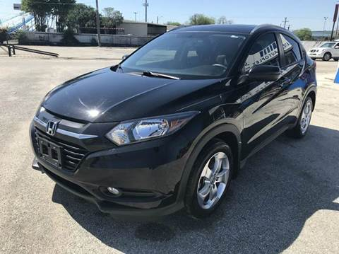 2016 Honda HR-V for sale at Atrium Autoplex in San Antonio TX