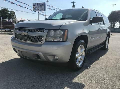2009 Chevrolet Suburban for sale at Atrium Autoplex in San Antonio TX