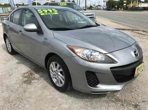 2012 Mazda MAZDA3 for sale at Atrium Autoplex in San Antonio TX