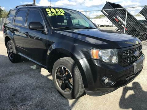2011 Ford Escape for sale at Atrium Autoplex in San Antonio TX