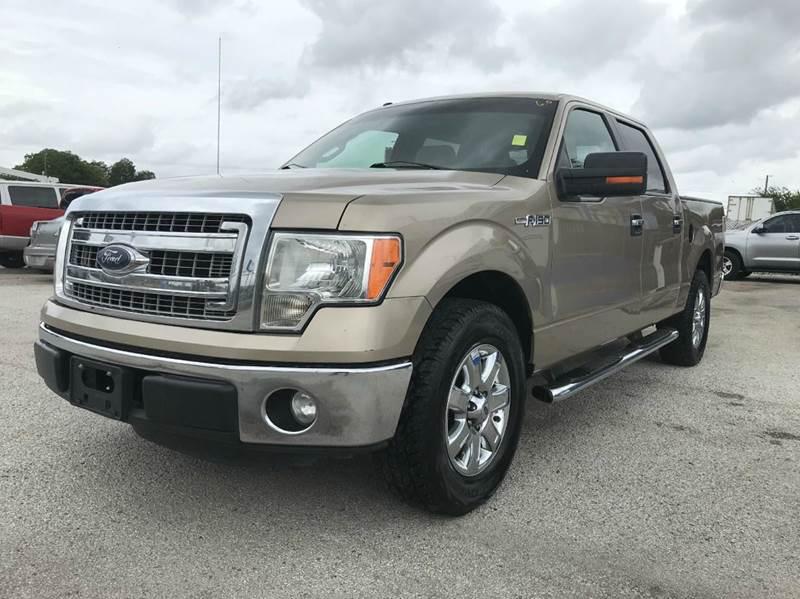 2013 Ford F-150 for sale at Atrium Autoplex in San Antonio TX