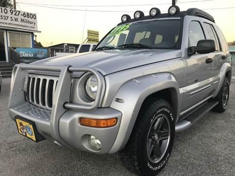 2003 Jeep Liberty for sale at Atrium Autoplex in San Antonio TX