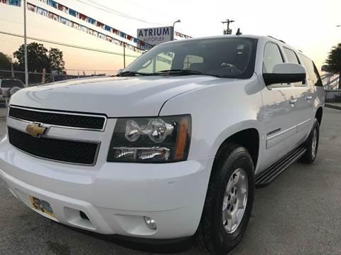 2014 Chevrolet Suburban for sale at Atrium Autoplex in San Antonio TX