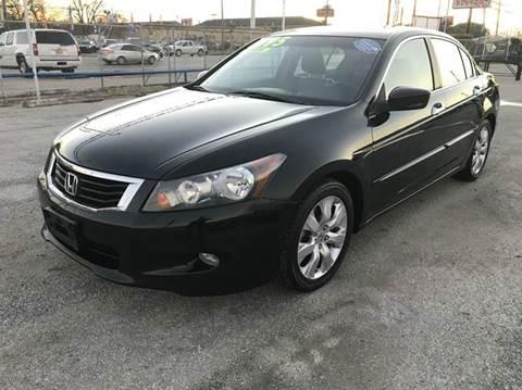 2009 Honda Accord for sale at Atrium Autoplex in San Antonio TX