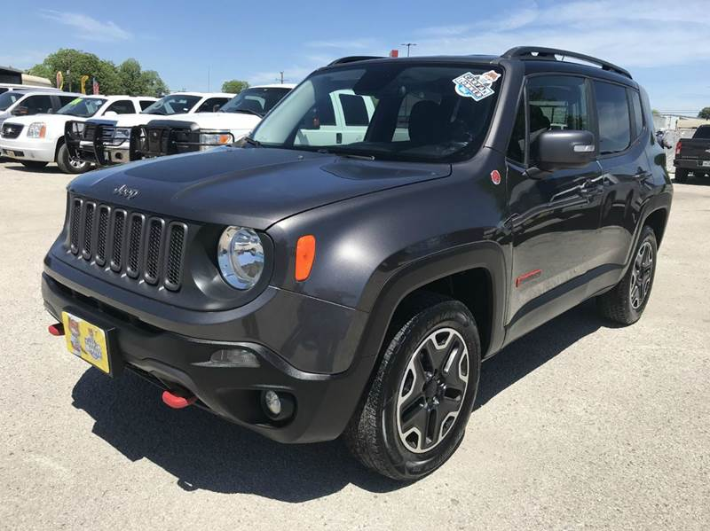 2016 Jeep Renegade for sale at Atrium Autoplex in San Antonio TX