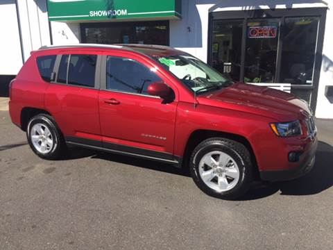 2016 Jeep Compass for sale in Holyoke, MA