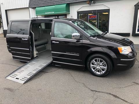 2010 Chrysler Town and Country for sale in Holyoke, MA