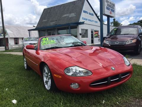 2001 jaguar xk series for sale in holiday fl