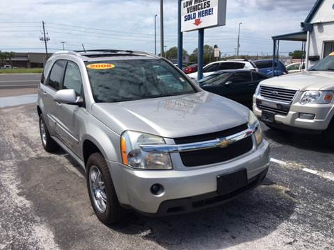 2008 Chevrolet Equinox for sale in Holiday, FL