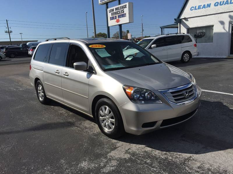 2008 Honda Odyssey for sale at Sunray Auto Sales Inc. in Holiday FL