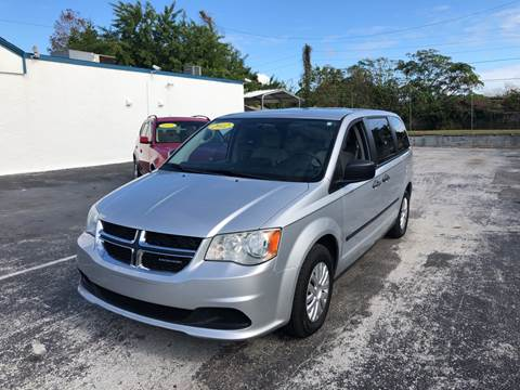 2012 Dodge Grand Caravan for sale at Sunray Auto Sales Inc. in Holiday FL